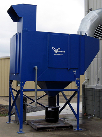 The AV Series Dust Collector