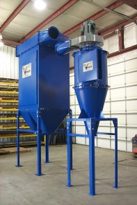 The ATC Cyclone Separators