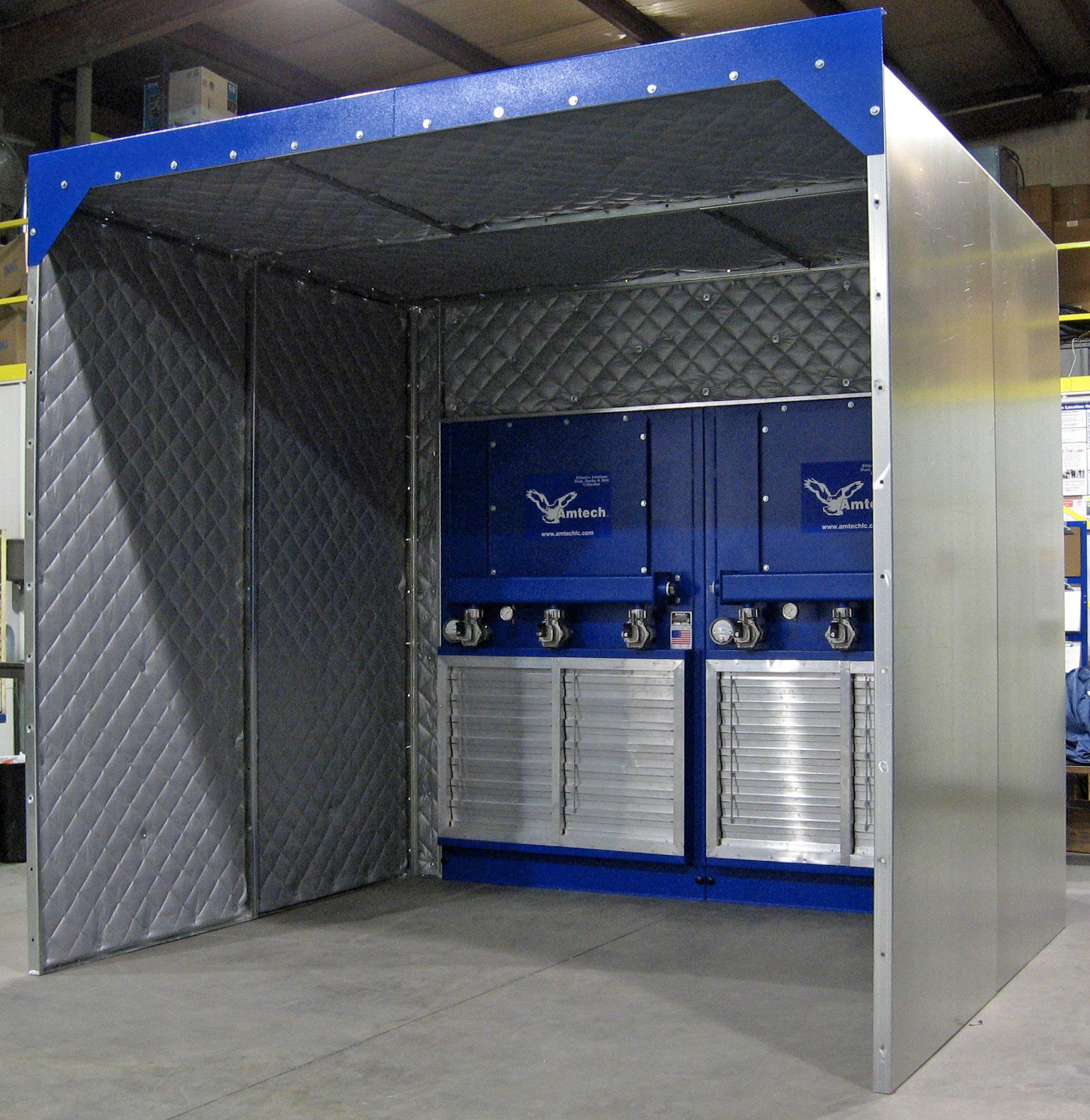 Booths Ebm Series